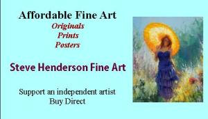 Fine Art at Steve Henderson Fine Art