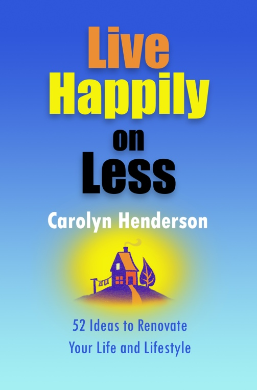 Live happily on less kindle and paperback at amazon.com by Carolyn Henderson
